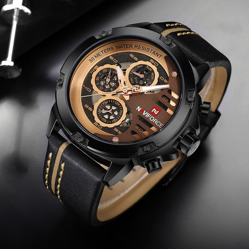 Industrial Military Watch