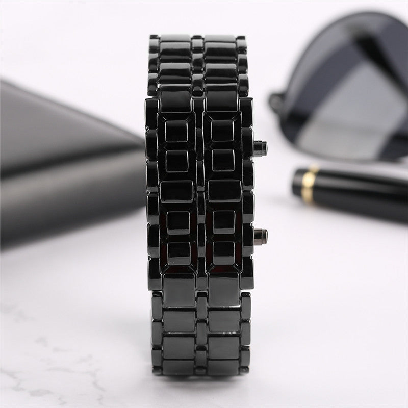 Samurai Futuristic Watch