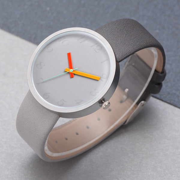Jelly Minimalist Watch