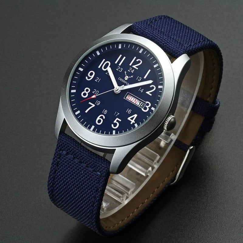 Lusso Military Watch