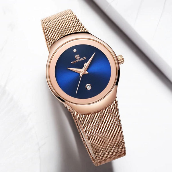 Lustre Minimalist Watch