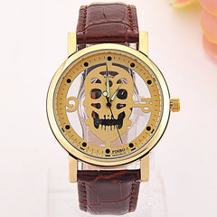 Voir Skull Watch