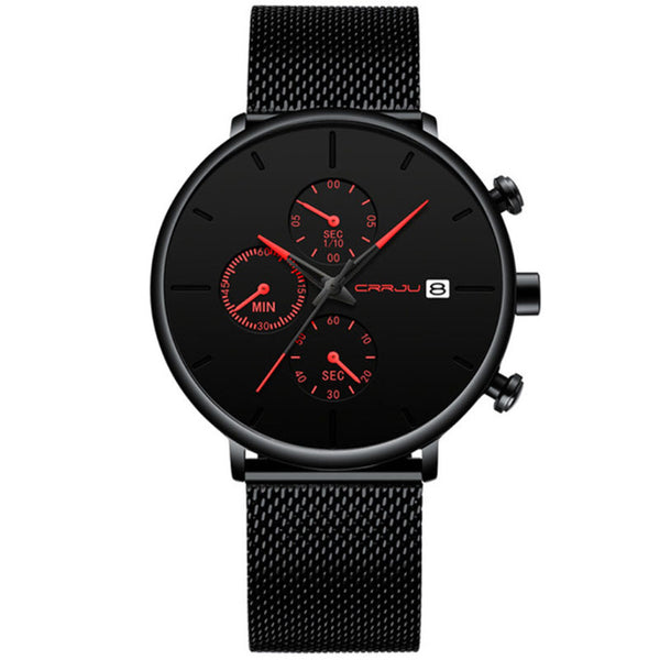 Trilogy Minimalist Watch