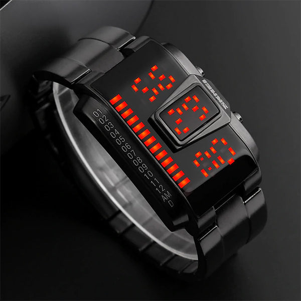 Machine Futuristic Watch