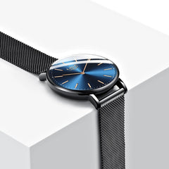 Ornate Minimalist Watch