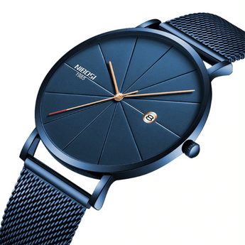 Loop Minimalist Watch Blue