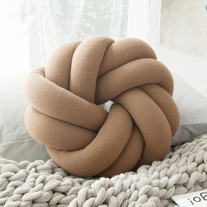 Why Knot Cushion