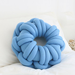 Doughnut Disturb Cushion