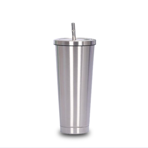 On The Go Stainless Steel Cup