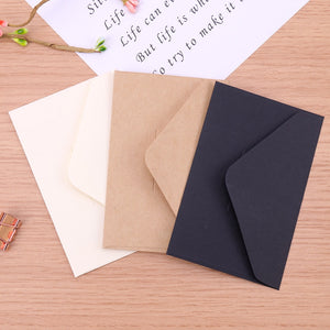 Simple Gestures Mini Envelopes