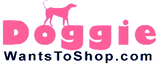 Doggie-wants-to-shop logo.