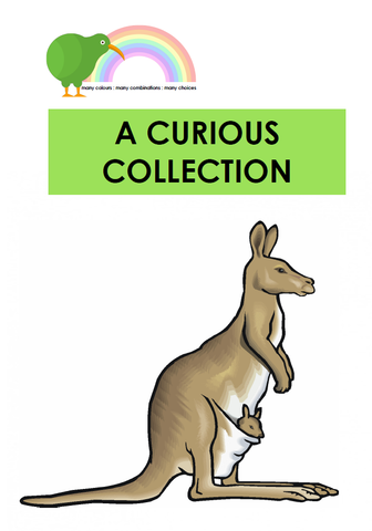 A Curious Collection - Digital Download