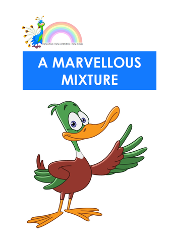 A Marvelous Mixture - Digital Download