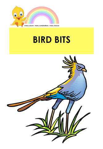 Bird Bits - Digital Download