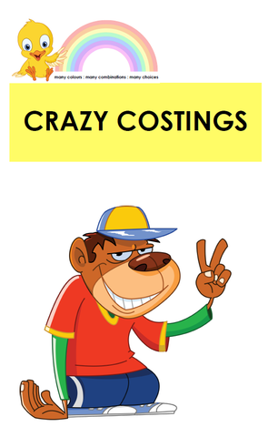Crazy Costings - Digital Download