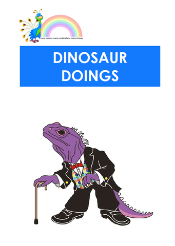 Dinosaur Doings - Digital Download