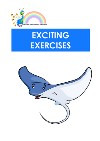 Exciting Exercises - Digital Download