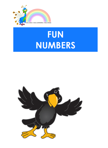 Fun Numbers - Digital Download