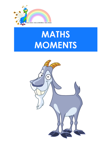 Maths Moments - Digital Download