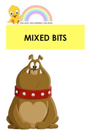 Mixed Bits - Digital Download