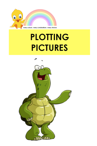 Plotting Pictures - Digital Download