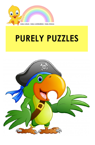 Purely Puzzles - Digital Download