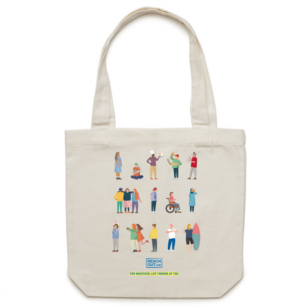 ReachOut Tote Bag