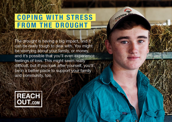 Coping with the drought: Posters and postcards pack for drought-affected schools