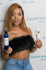 luxurious hair products