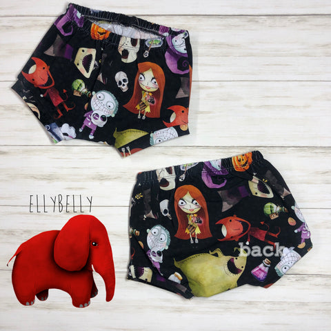 Nightmare Before Christmas Bummiez Size 9-12month