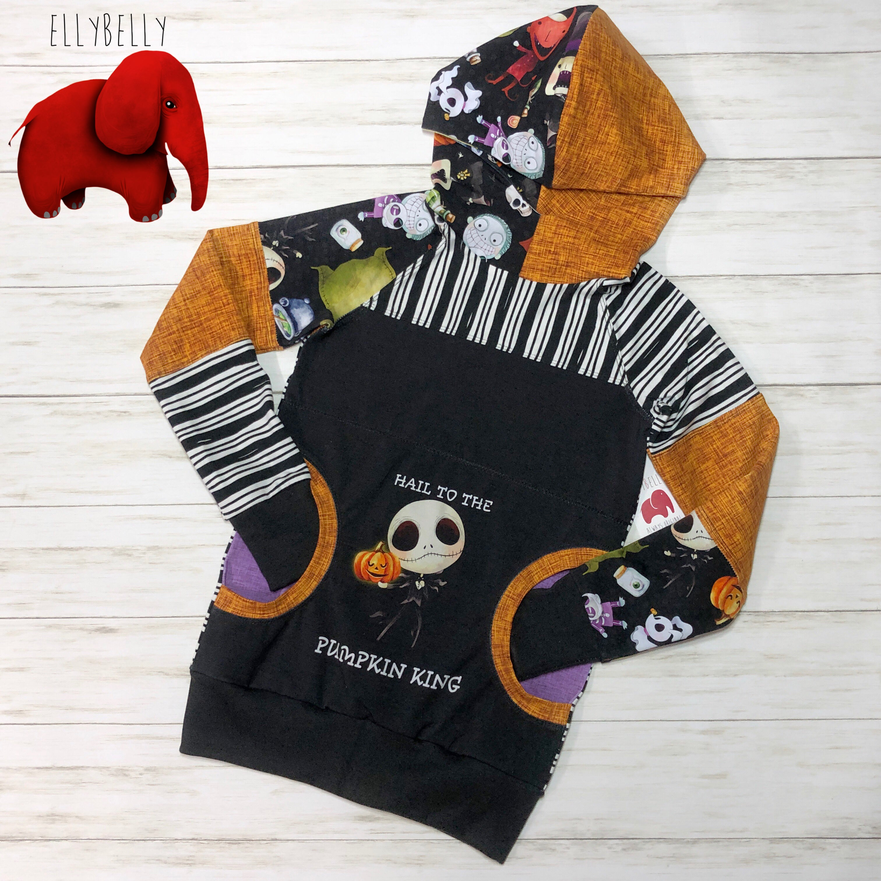 Nightmare Before Christmas Hoodie Size 5/6