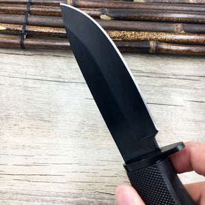 High quality fixed blade knife with nylon bag