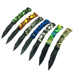 7 Color Folding Pocket Knife