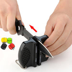 Pocket Mini Ceramic Rod Knife Sharpener