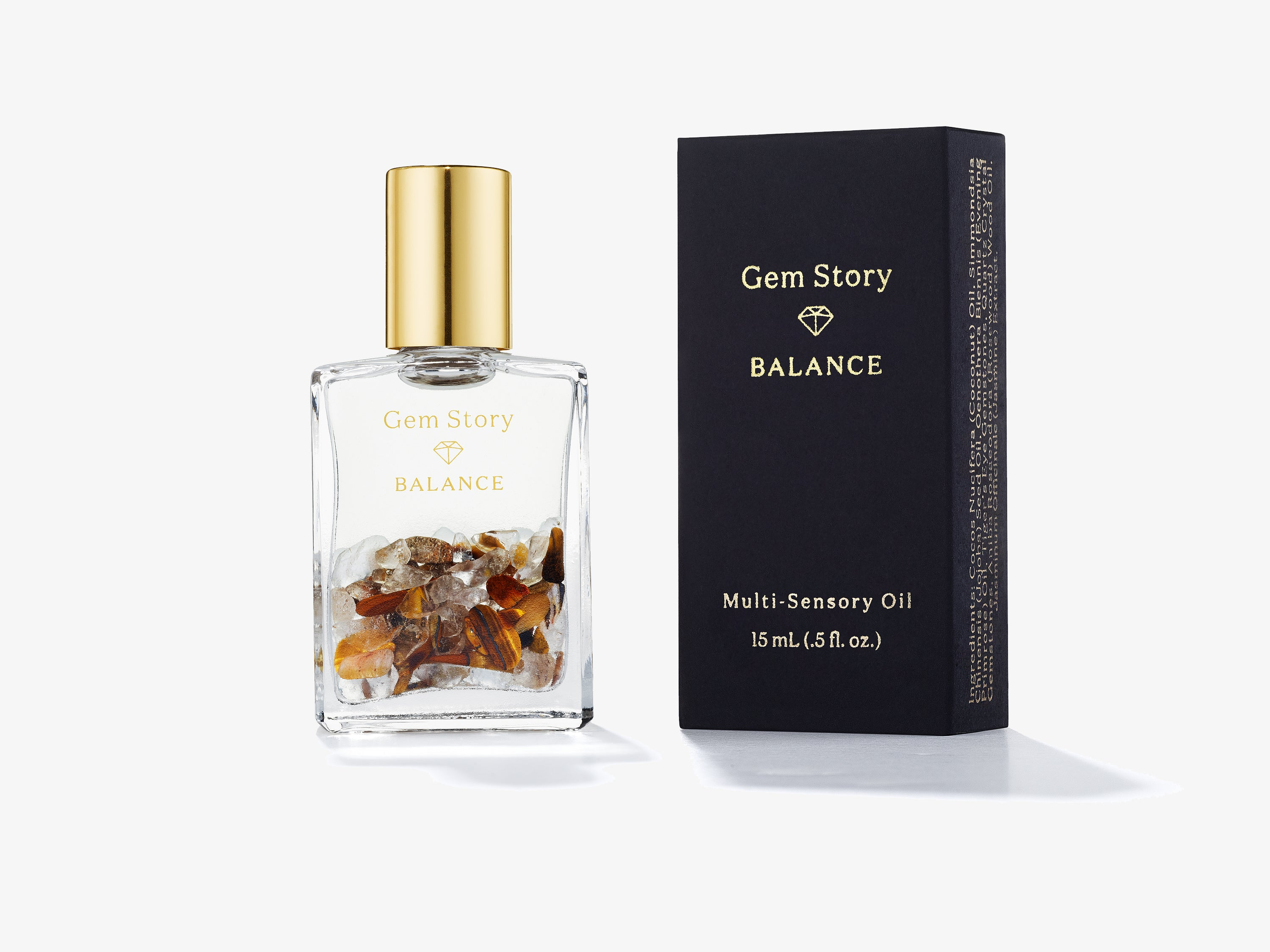 Balance Gem Story Oil (15ml)