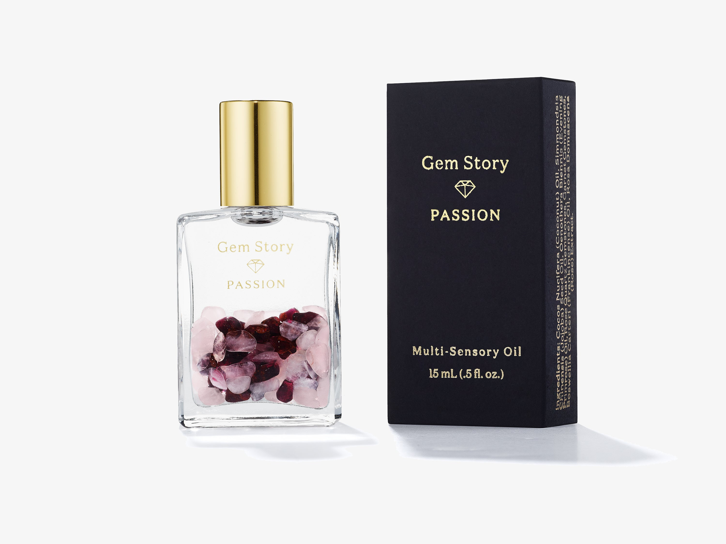 Passion Gem Story Oil (15ml)