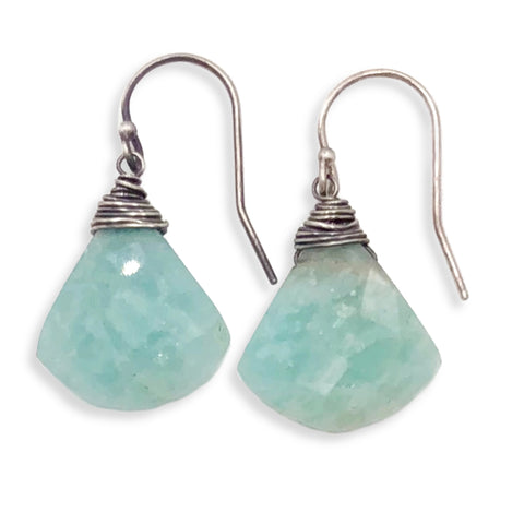 Amazonite Sterling Silver