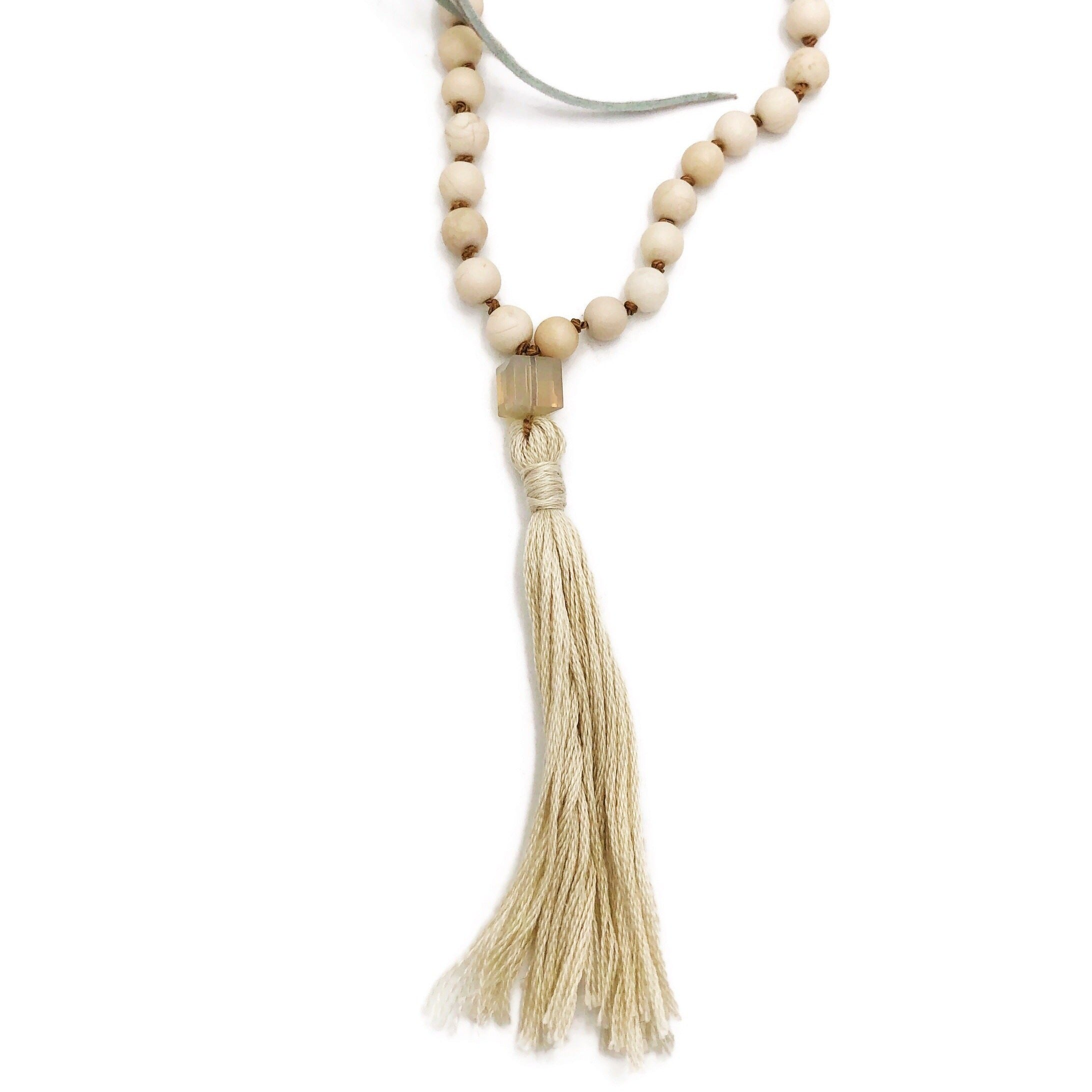 Mala Necklace Kit/ Virtual Make Party April 27, 2020