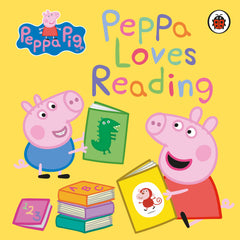Peppa Pig Loves Reading - Digital Activity Pack
