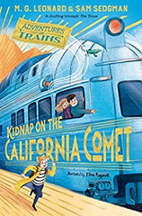 Kidnap on the California Comet - Display Pack **SOLD OUT**