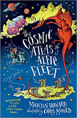 The Cosmic Atlas of Alfie Fleet - POS and activity pack (only 20 left)