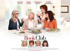Book Club - promotional materials