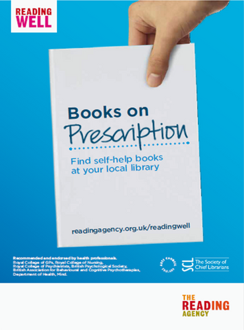 Reading Well Books on Prescription - mental health book list