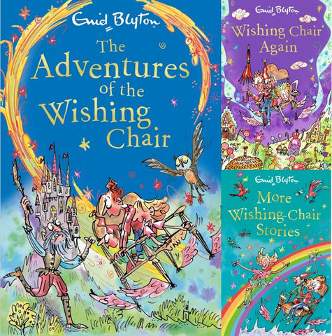 The Adventures of the Wishing-Chair – Activity Pack