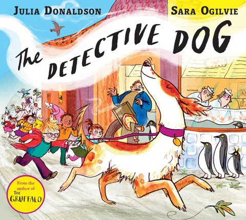 The Detective Dog treasure hunt pack