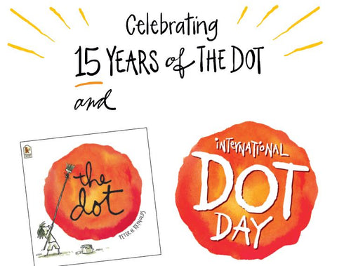 International Dot Day (15-ish September) - Event and Activity Pack