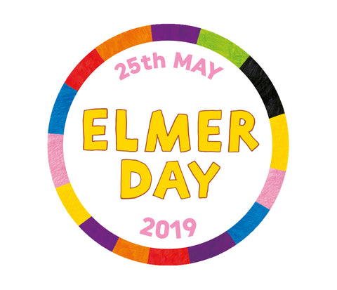 Elmer Day 2019 - public and school library packs