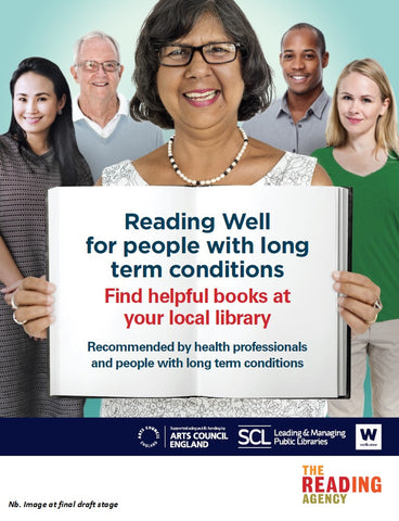 NEW - Reading Well for long term conditions