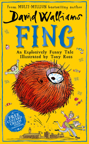 Fing by David Walliams - Activity pack