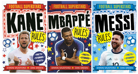 Football Superstars - digital activity pack